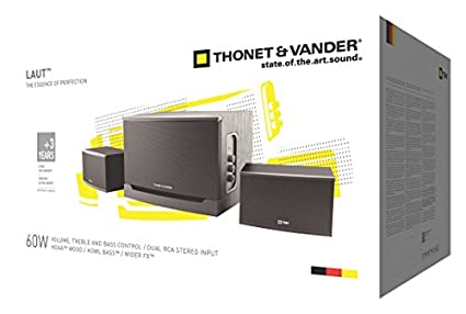 Thonet & Vander Laut 2.1 Speaker
