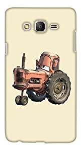 Print Haat Mobile Case for Samsung Galaxy On7 (Multi-Color)