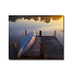 The True Light of the Day by Dawn D. Hanna Premium Oversize Gallery-Wrapped Canvas Giclee Art (Ready to Hang)