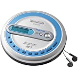 Panasonic SL-SV570 Personal CD / MP3 Player with AM / FM