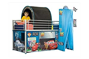 Disney Cars 2 Mid Sleeper Tent Pack