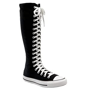 Knee High Converse Shoes Payless