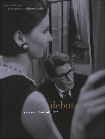 debut-yves-saint-laurent-1962
