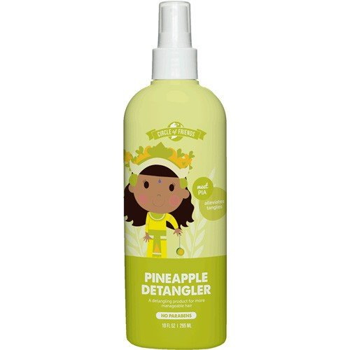Circle of Friends Pia's Pineapple Detangler - 10oz
