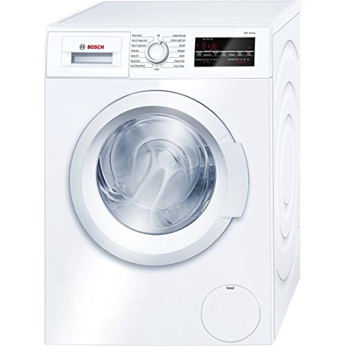 Bosch WAT28400UC 300 2.2 Cu. Ft. White Stackable Front Load Washer - Energy Star (Front Load Compact Washer compare prices)