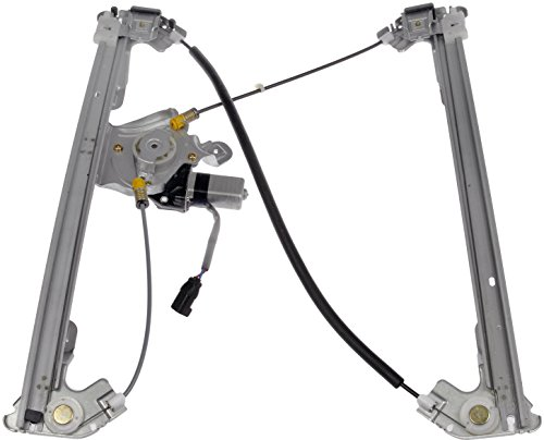 Dorman 741-969 Ford/Lincoln Rear Passenger Side Window Regulator with Motor (2005 F150 Window Regulator compare prices)
