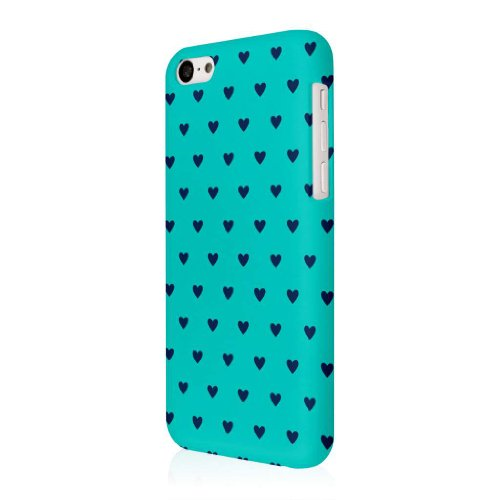 Empire Signature Series Slim-Fit Case For Apple Iphone 5C - Retail Packaging - You Mint My Heart Beat