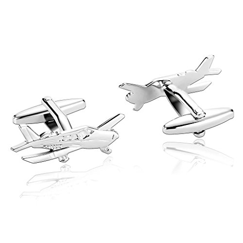 alimab-jewelry-mens-cuff-links-airplane-cufflinks-flying-pilot-flight-attendant-silver-stainless-ste