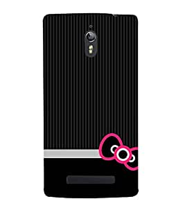 Faboulous Design 3D Hard Polycarbonate Designer Back Case Cover for Oppo Find 7