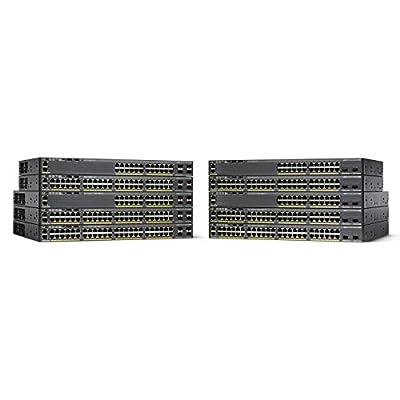 Cisco WS-C2960X-48FPD-L Catalyst 2960 X 48 GigE POE