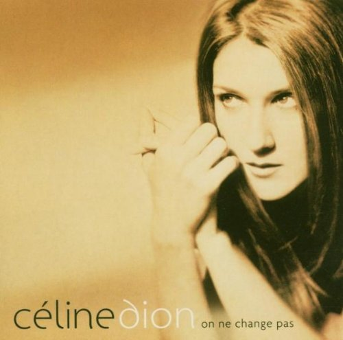 CD : Celine Dion - On Ne Change Pas (Germany - Import, 2 Disc)