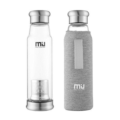 miu-color-borraccia-portatile-700-ml-grande-capacita-in-vetro-e-nylon-per-auto-vetro-grigio-mit-tees