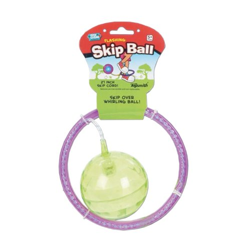 Toysmith 21 inch Light Up Skip Ball (Colors May Vary) at Sears.com