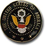 US Presidential Seal – Lapel Pin