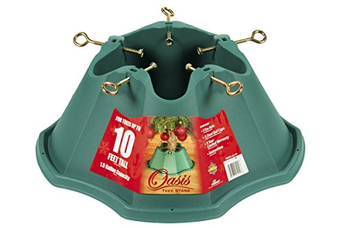 Jack Post Oasis Christmas Tree Stand For Trees Up To 10