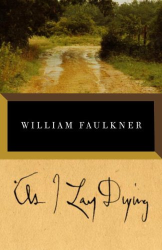 As I Lay Dying by William Faulkner ebook deal