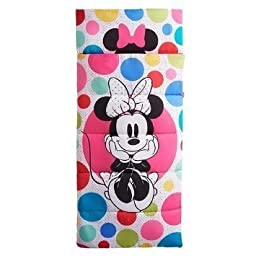 Disney Minnie Mouse Children\'s Sleeping Bag by Jumping Beans