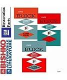 1962 BUICK SKYLARK SPECIAL Shop Service Manual CD