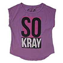 Dirtee Hollywood Girl's So Kray Tee