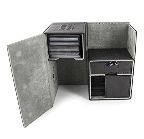ultimate-guard-ugd010227-twin-flip-und-tray-deck-case-160-xeno-skin-standardgrosse-schwarz