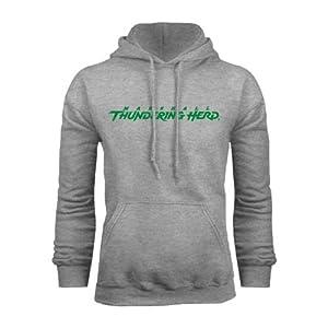 Marshall Champion Grey Fleece Hood