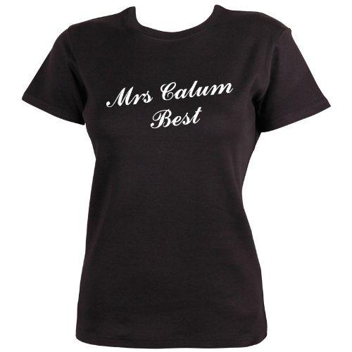 Onorevole Calum Best maglietta da Dead Fresh Black X-Large
