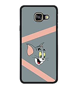 printtech Funny Tom Designer Back Case Cover for Samsung Galaxy A5 (2016) :: Samsung Galaxy A5 (2016) Duos with dual-SIM card slots