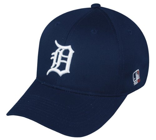 Detroit Tigers (Home - White D) ADULT Adjustable