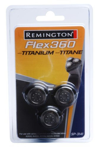 Remington Sp-3141 Replacement Rotary Heads And Cutters