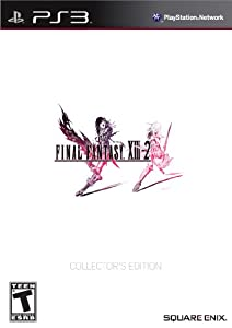 Final Fantasy XIII-2 Collectors Edition - PlayStation 3