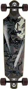 Sayshun Drop Dead Complete Skateboard (9.75X40.75-Inch) at Sears.com