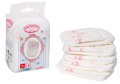 baby-annabell-nappies-5-pack
