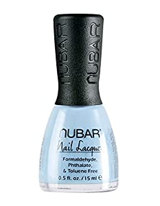 NUBAR-Baby Blue-Nail Lacquer