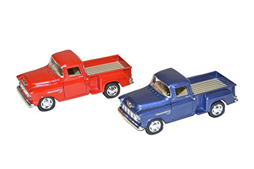Toysmith 1955 Chevy Sidestep Pick-Up Toy Car