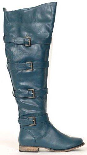 motorcycle boots women fashion. Blue Designer Fashion Women#39;s
