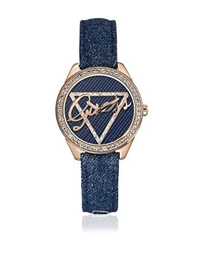 Guess Reloj de cuarzo  Bicolor 36  mm