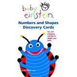 Baby Einstein: Numbers and Shapes Discovery Cards (Baby Einstein (Special Formats)) ~ Julie Aigner-Clark