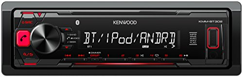 Kenwood-KMM-BT302-Digital-Media-Receiver-mit-Bluetooth-und-A2DP-USBApple-iPod-Steuerung-schwarz
