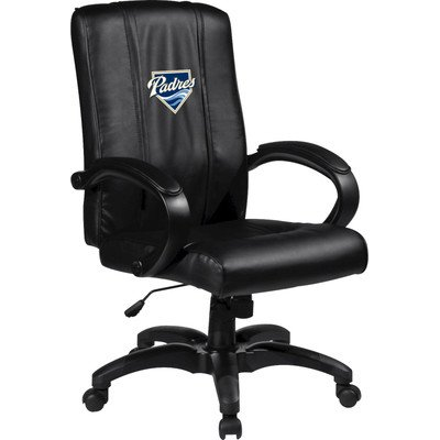 MLB Home Office Chair with Logo Panel MLB Team: San Diego Padres at Amazon.com