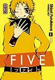 echange, troc Shiori Furukawa - Five, Tome 3 :