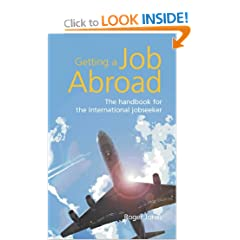 Image: Cover of Getting a Job Abroad: The Handbook for the International Jobseeker (Living & Working Abroad)