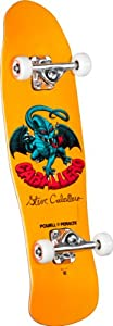Powell-Peralta Mini Cab Dragon II Complete Skateboard (Yellow) from Powell-Peralta