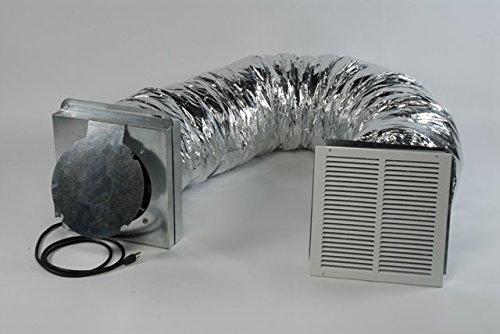 Tamarack TT-CQ1100 Ducted Whole House Fan Kit