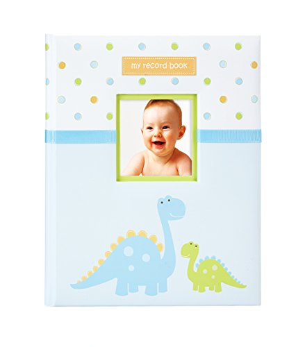 Tiny Ideas Baby Book, Dinosaur