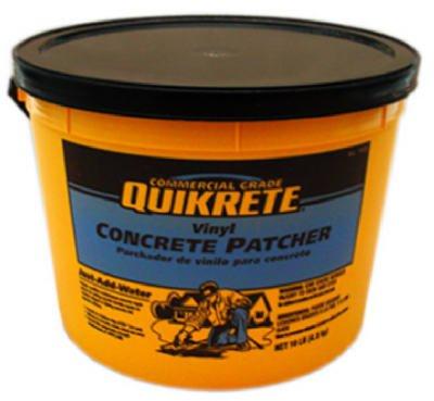 Quikrete Vinyl Concrete Patcher Sand 10 Lb