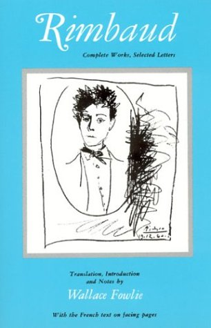 Rimbaud: Complete Works, Selected Letters
