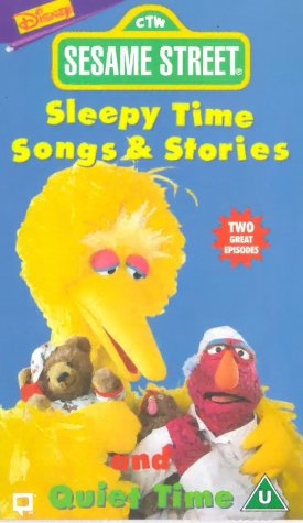 sesame-street-sleepy-time-songs-and-stories-quiet-time-disney-vhs