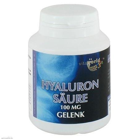 HYALURONSÄURE 100 mg Gelenk Kapseln 100 St Kapseln
