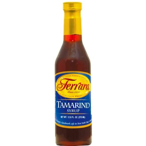 Amazon.com : Ferrara Tamarind Syrup, 12.6 Ounce Bottle (Pack of 12