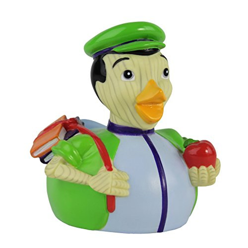 CelebriDucks Pinocchio RUBBER DUCK Bath Toy - 1